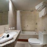 Baño habitación estandard