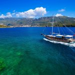 Cruising along the Turkish Mediterranean Coast