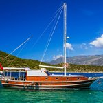 Boat Trips by Captain Ergun Foto