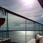 view from preffered junior suite oceanview