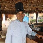 Executive Chef Santos Sierra