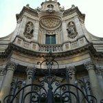 Basilica Collegiata, facciata