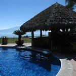 Pool at Real de Chapala Hotel