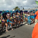 Carnival passing hotel