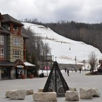 The Ski Slope in Blue Mtn Village