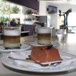 Cafés exquisitos y dulcería de El Aderno