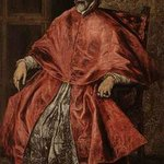 Великий инквизитор (Retrato del Cardinal)