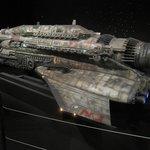 Miniatura de nave espacial