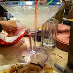 Great X-Large Margarita!!
