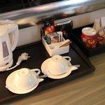 Coffee/Tea and Snacks