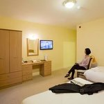 All of our en-suite bedrooms are well equipped with everything required for a comfortable and en
