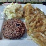 Havana style fish fillet