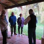 Juan nous explique la signification du nom INTI WATANA