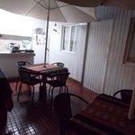 Area de Comedor y cocina