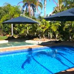 Kellys Beach Resort Bargara Pool Area