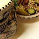 le couscous royal et la graine