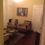 Foyer to Suite