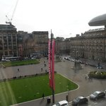 Right on St George Square