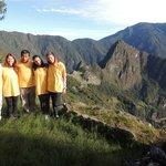 Puerta del Sol- Machu Picchu
