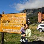 Entrada al Village