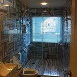 Beautiful marble toilet....