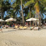 Foto de Aplaya the Beach Bar & Italian Restaurant