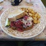 Ruben Supreme Sandwich