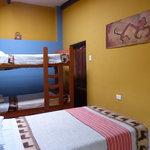 Our triple room 'Arabica'