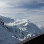 vista lá de cima!  a 3800 m do nível do mar