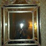 Espejo de la habitacion
