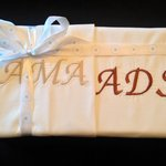 Personalized Embroidered Pillowcase Covers