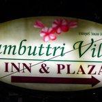 Rambuttri Village  - sign
