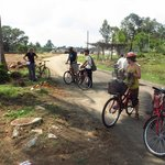 our small cycle group and guide