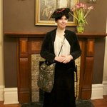 """Sarah"" tells a tale in the Victorian Hotel."