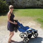 Прогулки с коляской