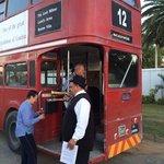 the 5min Bus tour