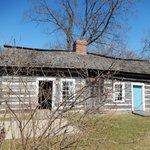 Lincoln Log Cabin