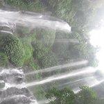 Foot of Sekumpul Waterfalls