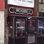 Wogies or Bob's Burgers