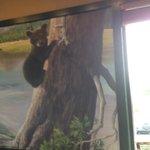 Bear wall decor everywhere