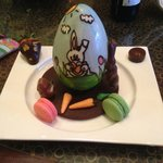 More Chef prepared Easter Eggs