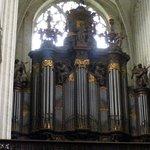 1891 Schyven Pipe Organ