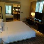 Grande Suite bedroom