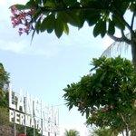 Cenang Beach, Langkawi Sign.