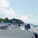 Cenang Beach.