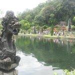 Wierd statues