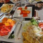 My Favorite Breakfast at Le Fenix