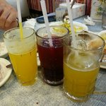 The Drinks- Kairi Panhe, Kokam, Ginger Lemon