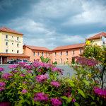 Hotel Villa Toskana - Außenansicht