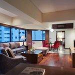 Living room Residence